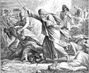 Elijah-prophets-baal