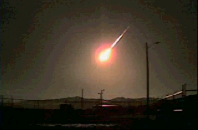 America's Fall, the Last Eight Years: A Parable in Pictures Meteorfireball11182009